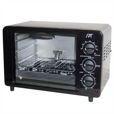 Electric Toaster Oven by Sunpentown