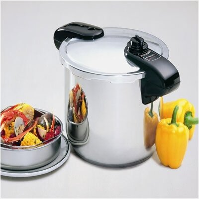 Presto 8-Quart Pressure Cooker