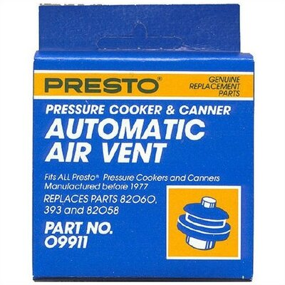 Presto Pressure Cooker Indicator