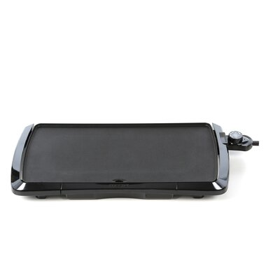 """Presto 20"""" Cool Touch Electric Griddle"""