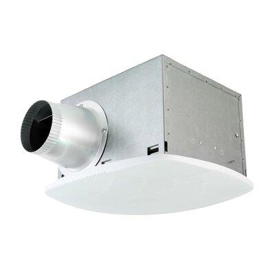 Nuvent NuVent 80 CFM Quiet Bathroom Fan