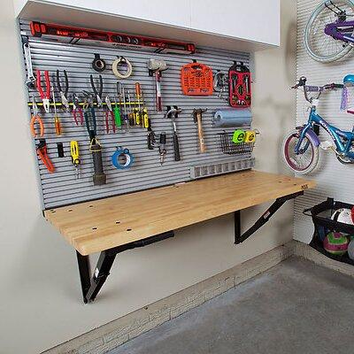 Bench Solution Standard Hardwood Top Workbench