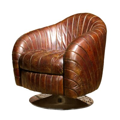 Geneva Leather Chair by Moe's Home Collection