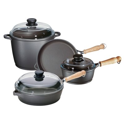 Tradition 7-Piece Cookware Set by Berndes