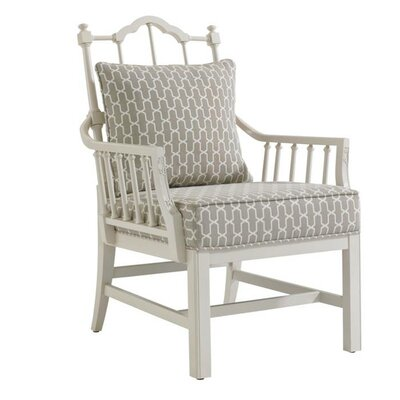 Charleston Regency Arm Chair by Stanley