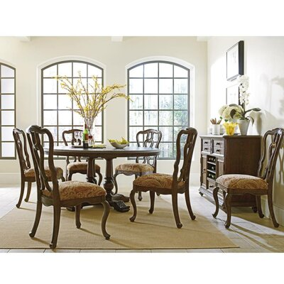 Rustica Dining Table by Stanley