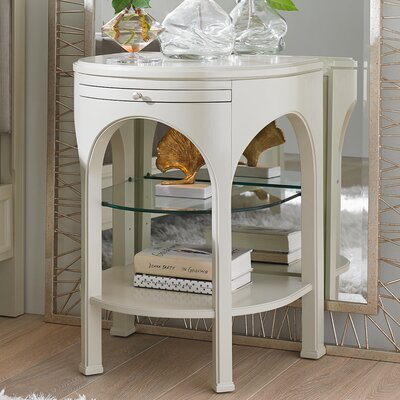 Crestaire Alexander Multi-Tiered Telephone Table by Stanley