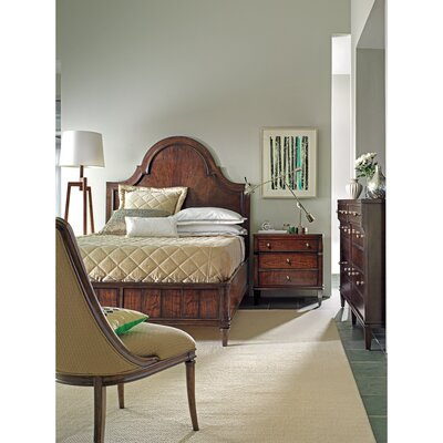 Stanley Furniture Avalon Heights Storage Panel Bed