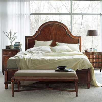 Avalon Heights Panel Bed by Stanley