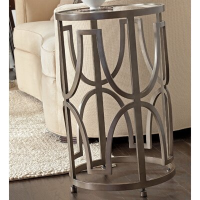 Avalon Heights Illusion Martini Table by Stanley