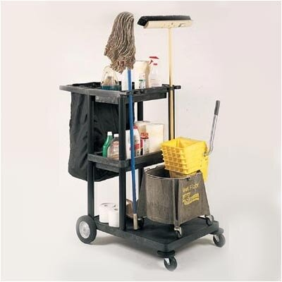 Luxor Janitor Cart