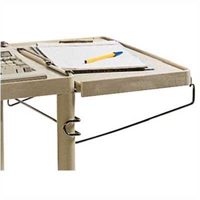 """Luxor Side Shelf for 18""""D Workstations"""