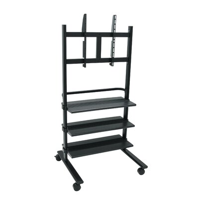 """Luxor Universal Floor Stand Mount for 32"""" - 60"""" LCD"""