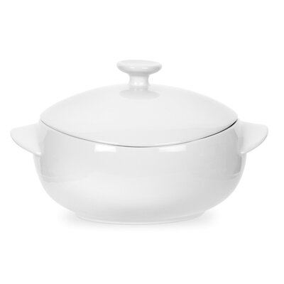 Ambiance 2-qt. Oval Casserole by Portmeirion