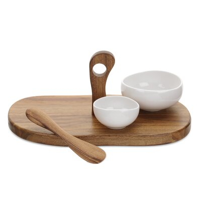 Ambiance 4 Piece Condiment Set by Portmeirion