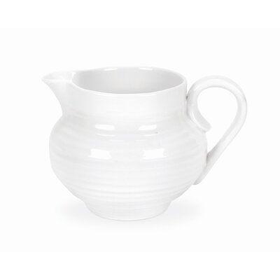 Sophie Conran White Pitcher by Portmeirion
