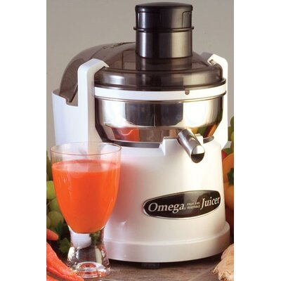 Household Pulp Ejection Juicer (Compact Model) by Omega Juicers