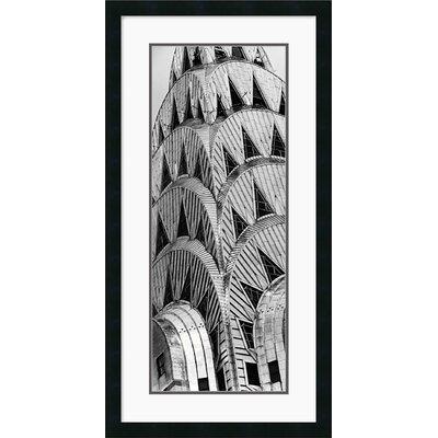 Amanti Art 'Chrysler Building' by Torsten Andreas Hoffman Framed Graphic Art