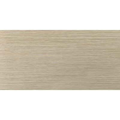 "Emser Tile Strands 12"" x 24"" Porcelain Wood Tile in Olive"