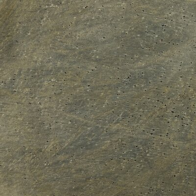 "Emser Tile Natural Stone 16"" x 16"" Slate Field Tile in Golden Green"