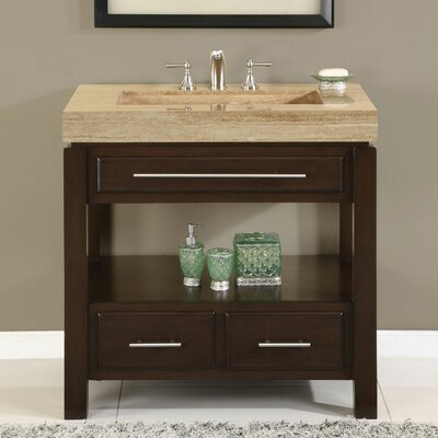 "Chester 36"" Single Bathroom Vanity Set Product Photo"