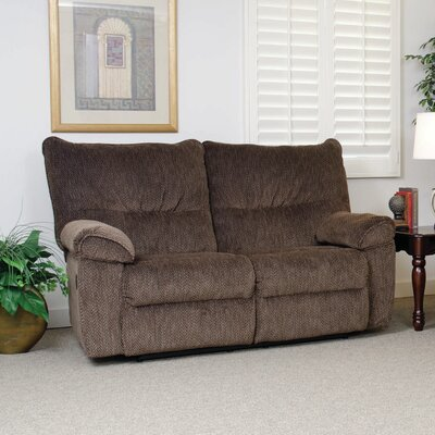 Serta Upholstery XSQ1822 Double Reclining Loveseat