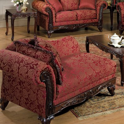 Franklin Chaise Lounge by Serta Upholstery
