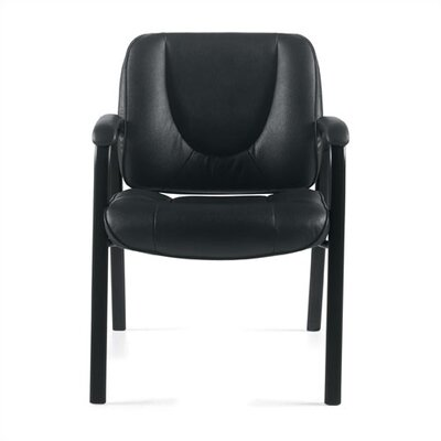 Offices To Go Leather Guest Chair