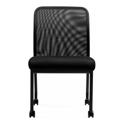 Offices To Go Armless Mesh Back Guest Chair