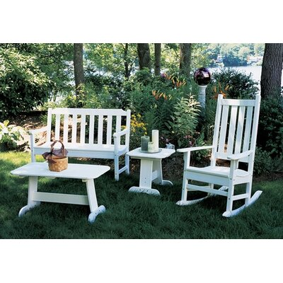 Newport 3 Piece Rocker Seating Group by Seaside Casual
