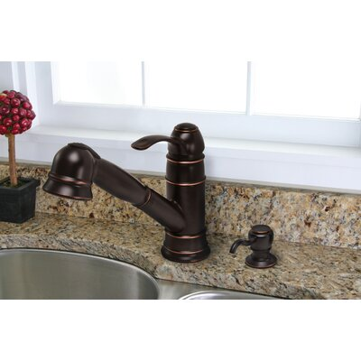 Wellington Pull Out Kitchen Faucet Product Photo