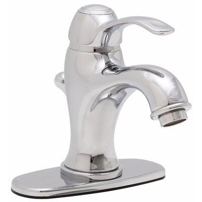 Sanibel Single Handle Bathroom Faucet with Optional Pop-Up Drain Product Photo