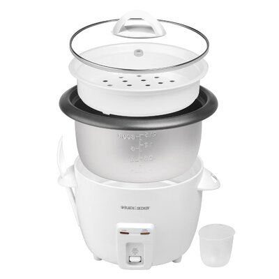 14-Cup Rice Cooker by Black & Decker