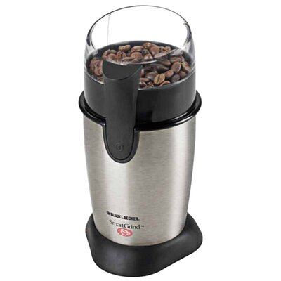 Electric Blade Coffee Grinder by Black & Decker