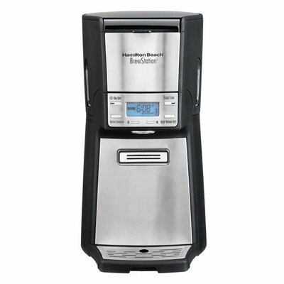 Brewstation Summit Ultra 3 Qt. Programmable Coffee Maker by Hamilton Beach