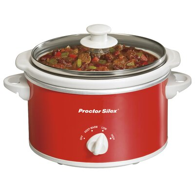 1.5 Quart Slow Cooker by Hamilton Beach