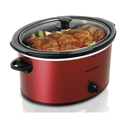 5 Qt. Slow Cooker by Hamilton Beach