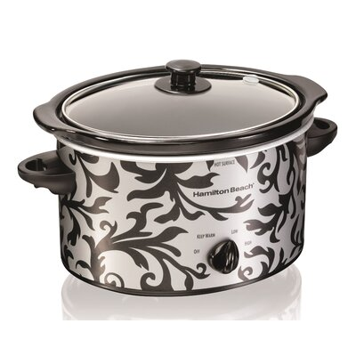3-Quart Slow Cooker by Hamilton Beach