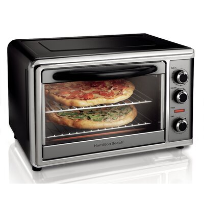 Countertop Rotisserie Oven Reviews : ... Beach Countertop Convection & Rotisserie Oven & Reviews Wayfair