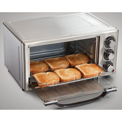 Hamilton Beach Toaster Oven Amp Reviews Wayfair