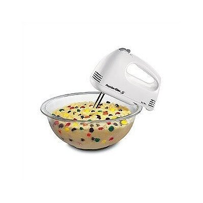 Proctor-Silex Easy Mix 5 Speed Hand Mixer