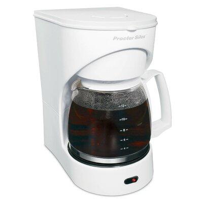 12 Cup Proctor-Silex Coffee Maker by Proctor-Silex