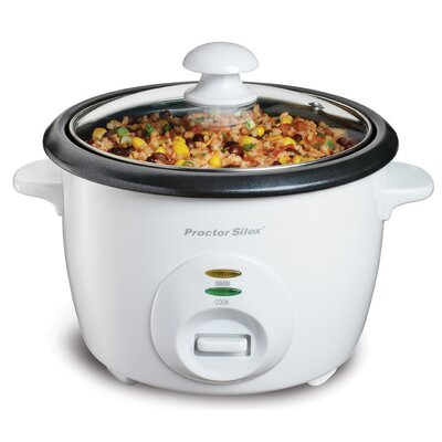 10-Cup Rice Cooker by Proctor-Silex