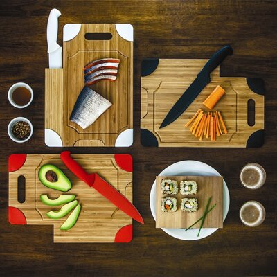 Picnic Time Culina Cutting Cheese Tray
