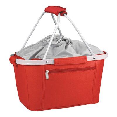 Picnic Time 26 Can Metro Basket Tote Cooler