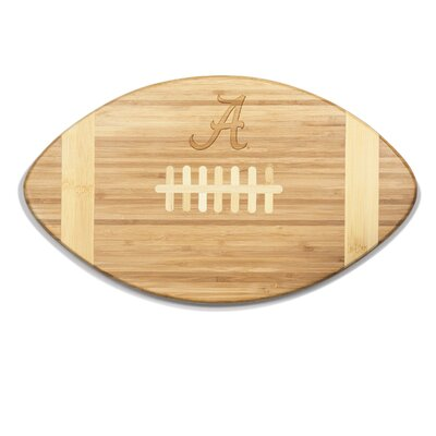 NCAA Touchdown! Engraved Cutting Board by Picnic Time