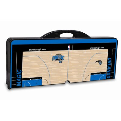 NBA Orlando Magic Picnic Table by Picnic Time