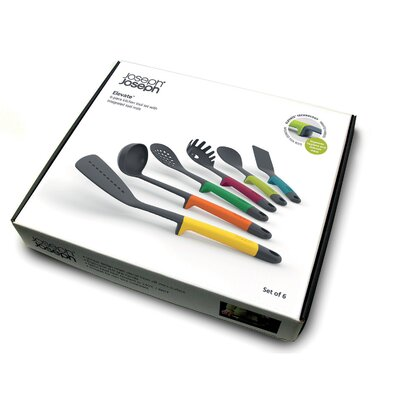 Joseph Joseph Gift Box 6 Piece Kitchen Utensil Set