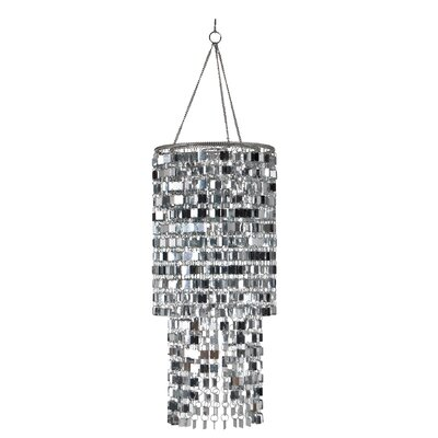 Icicles Room 1 Light Chandelier Product Photo