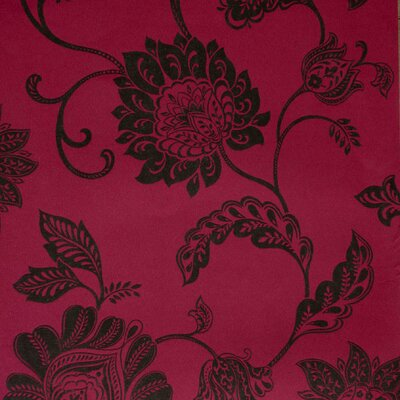 brewster red jacobean floral - photo #23